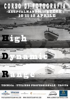 HDR workshop a Siracusa