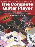 Hal Leonard - The Complete Guitar Player Instructional Book and CD - Multi, 14022712