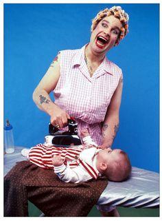 Ozzy Osbourne (1983) - No wonder lil' Jack is so sick.