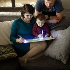 Your child will feel just like a real magician, while immersed in the fabulous world of fantasy and lights, with our Magic LED Drawing Board for Kids! This is a great tool to help your child discov. Wall Drawing, Drawing Board, Board For Kids, Diy For Kids, Christmas Trees For Kids, Christmas Ideas, Christmas Gifts, Xmas, Fear Of The Dark