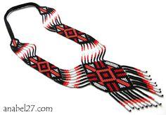 купить заказать цена гердан гайтан Anabel этнические украшения из бисера