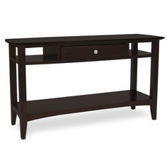 Andover Sofa Table from Boston Interiors (On sale for $299.95)