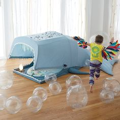 Land of Nod Play Whale