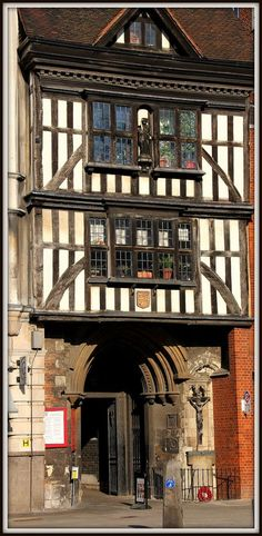 St Bartholomew the Great, The Tudor Gatehouse | Flickr - Photo Sharing!