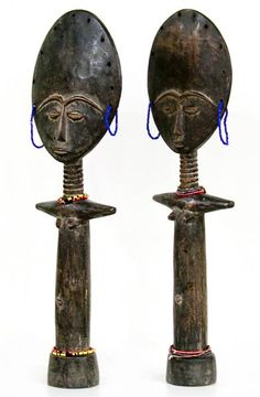 Ariana Gallery: African Art Fertility Dolls and Figurines