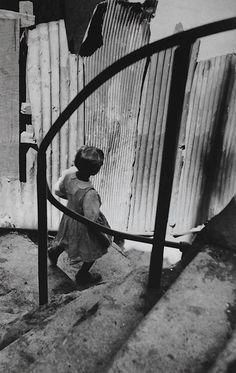 © Sergio Larrain, Valparaiso, 1953