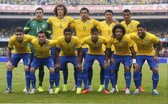 I support them, win or lose. Brazil Players, Brazil Team, World Cup 2014, Fifa World Cup, Good Soccer Players, Win Or Lose, Sexy, Brazil