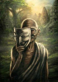 The real identity of Gandhi