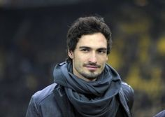 Mats Hummels. He sometimes looks likes like a musketeer but seriously UNF at this tasty bit of schnitzel.