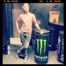Dalton and the Monster. Sounds like a movie or book.