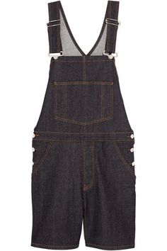 Givenchy - Overalls In Dark-blue Stretch-denim - Dark denim - FR40