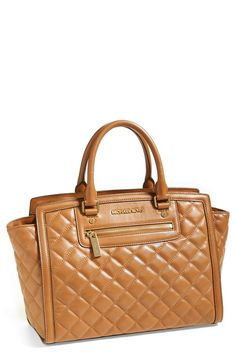 ab833accb Michael Kors 'Large Selma' Quilted Leather Satchel. Michael Kors Handbags  Outlet, Mk