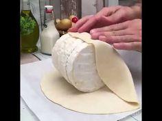 cheese fondue a la camembert