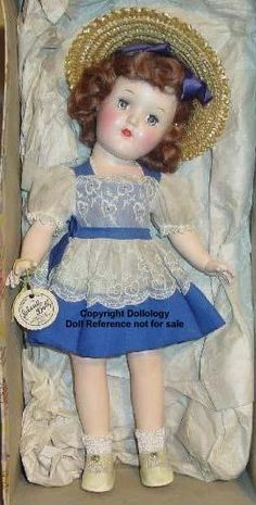 http://www.dollreference.com/images  Ideal Doll, Toni
