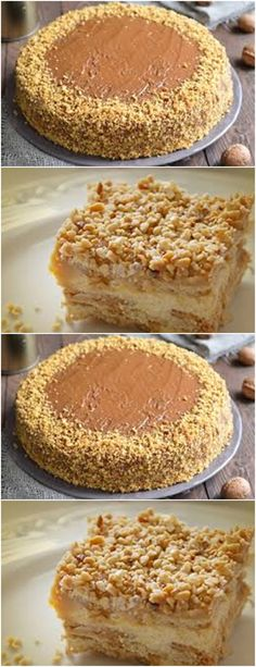 Sweet Recipes, Cake Recipes, Dessert Recipes, Gourmet Desserts, Fun Desserts, Sweet Pie, Appetizer Recipes, Food And Drink, Yummy Food
