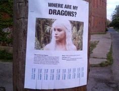 Funny Game of Thrones (18 Pics)