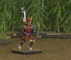 Wargames Factory 28mm Plastic Figures - Samurai Warriors Samurai Warrior, Chess Pieces, Reference Images, Sculpting, Army, Miniatures, Japanese, Minis, Dioramas