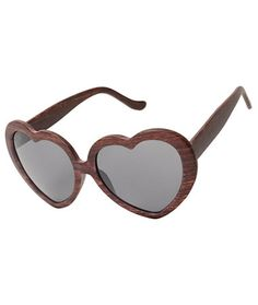 b79e184a38 Wild Heart Wood Sunglasses