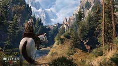 The Witcher 3: Новые скриншоты, Японский Трейлер и Природа