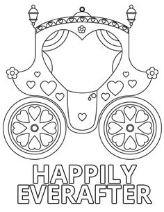 Printable Personalized Wedding coloring activity book
