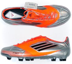 abb64adc0dc 2012 F50 adizero Leather Adidas Football Boots  In Box  FG Vintage Football  Shirts