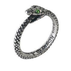 Alchemy Gothic The Sophia Serpent Ring Hemlock Grove