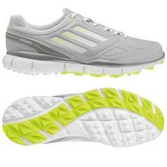 premium selection 0b0e0 b75f2 Dig this new Adidas Ladies Adizero Sport II Golf Shoes featuring Ultra  lightweight performance mesh upper with climaproof protection, Built on the  iconic ...