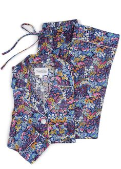 Liberty of London Cotton Pajamas