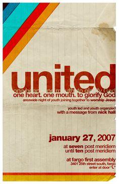 United Poster by thagerott.deviantart.com on @deviantART