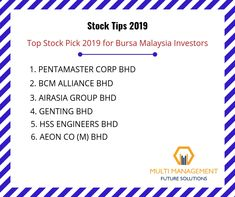 440 Best Stock Market Malaysia images in 2019