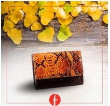 Not too keen on carrying a shoulder bag? Switch to this leather purse which has a classic appeal. Get this everlasting piece of sophistication and beauty from Fenasia now! #partycollection #DesignerWallet #AutumnWinter #LatestCollection #Latestbag #Leatherbags #AutumnWinterCollection #NowInIndia