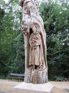 Templario en Santalla del Bierzo - Caballeros templarios - Wikipedia, la enciclopedia libre