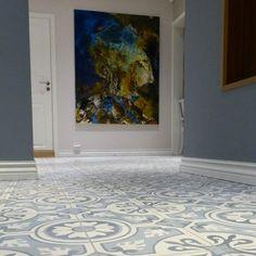 Historiske fliser – Historiske fliser med røtter tilbake til 1800-tallet Decor, Flooring, Rugs, Interior, Contemporary Rug, Contemporary, Home Decor, Designers Guild