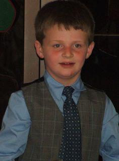 Wesley looking Very Dapper in 2007! Those blue eyes are killers!