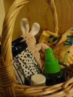 Simplicity Parenting Healing Basket.