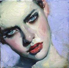 Malcolm T Liepke (American, b. 1953, Minneapolis, MN, USA) - Beauty, 2015 Paintings: Oil on Canvas