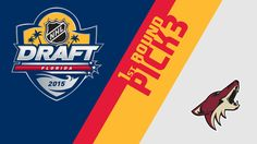 Dylan Strome drafted by Arizona Coyotes (NHL Draft)