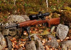 "gunrunnerhell: "" Trench Buddy Scout style rifle chambered in 7.62x51mm using a Mauser M98 action. The concept of the Scout rifle originates with Jeff Cooper, a Marine who is legendary for his..."