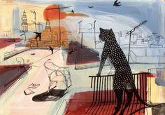 Louise Heugel - Illustration