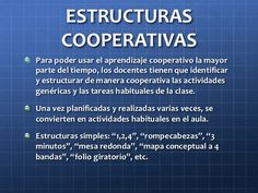 Aprendizaje cooperativo en el aula de primaria. Cooperative Learning, Primary Classroom, Quotes Kids, Coops, Teamwork, Learning English