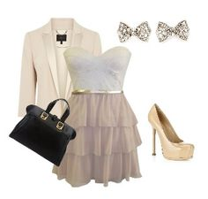 16th Birthday Party outfit. For Cheyenne Turnham.