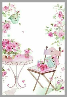 Lynn Horrabin, Representing leading artists who produce children's and decorative work to commission or license. Vintage Diy, Vintage Paper, Collages D'images, Diy And Crafts, Paper Crafts, Art Carte, Decoupage Paper, Paper Background, Shabby