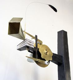 London Design Festival: this mechanical contraption by artist Martin Smith and his design company Laikingland will wake you up by chirping like a bird