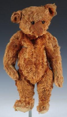 CIRCA 1920 STEIFF BEAR : Lot 313A