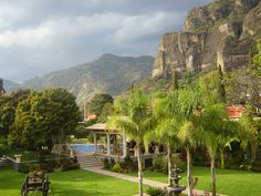 This is one of my soul places - Tepotzlan, Mexico - Enjoy!