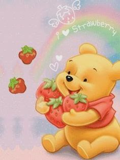 Winnie-the-Pooh - Bing Images - Beste Pins Winnie The Pooh Pictures, Cute Winnie The Pooh, Winne The Pooh, Winnie The Pooh Quotes, Winnie The Pooh Friends, Eeyore Quotes, Cute Disney Wallpaper, Cute Cartoon Wallpapers, Pooh Bebe