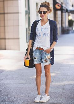Os Shorts Perfeitos | STEAL THE LOOK
