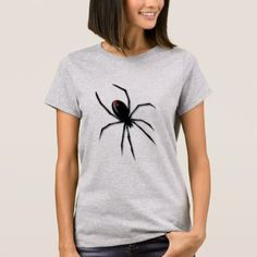 The Spider I T-Shirt - Halloween happyhalloween festival party holiday