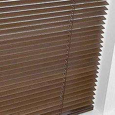 25mm Wooden Venetian Blinds   Dunelm