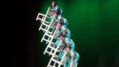 Peking Acrobats @ Embarcadero Marina Park South (San Diego, CA)